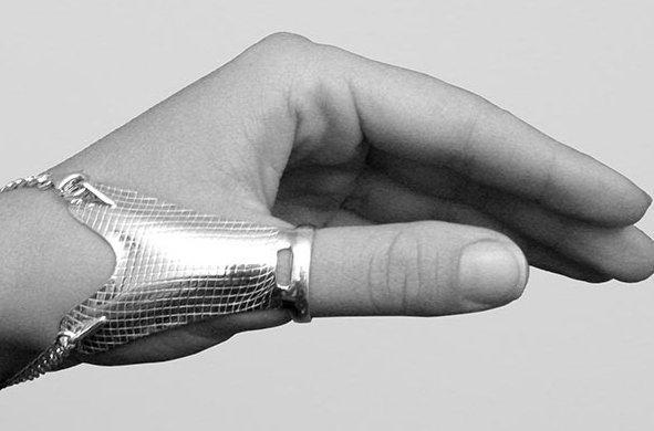 thumb ring splint