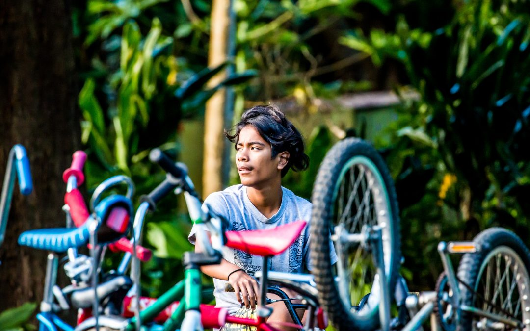 How a bike exchange in Honolulu supports community mental health