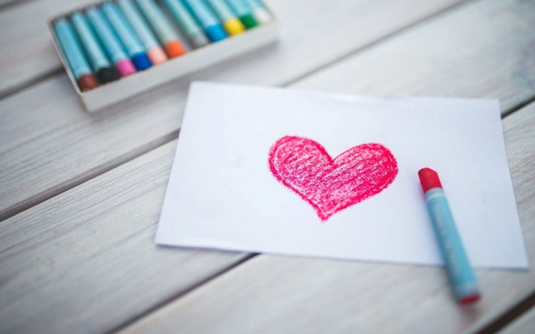 How Crayons Saved My Life: Art & Recovery