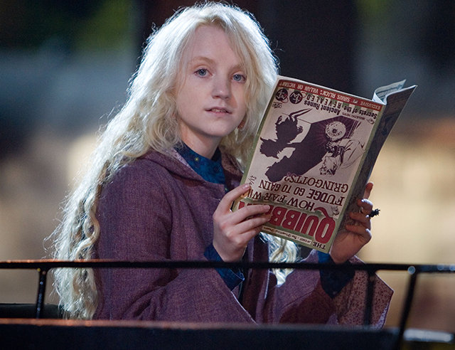 15 'Harry Potter' Characters People With Bipolar Disorder