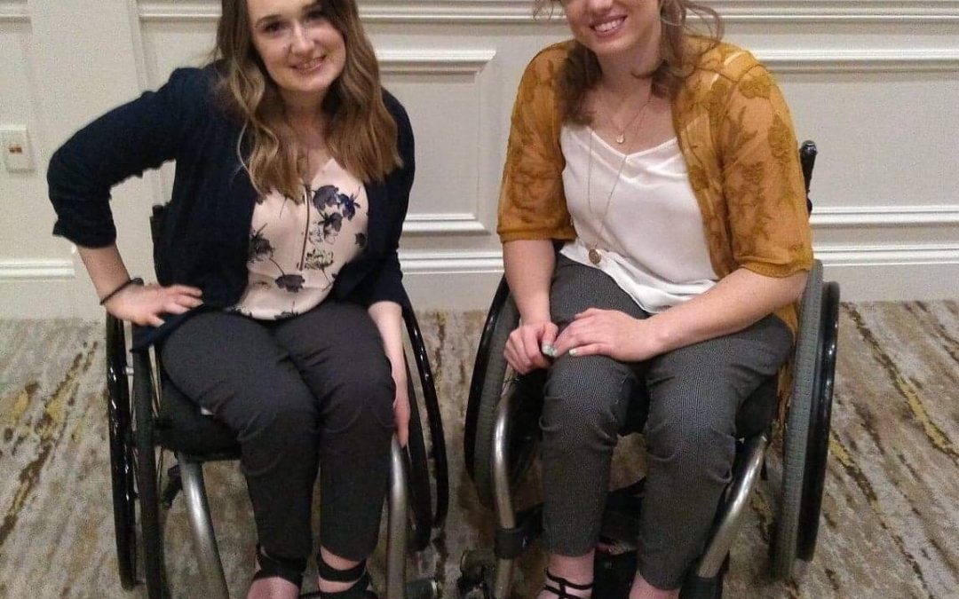 When I Modeled in a Fashion Show as a Wheelchair User