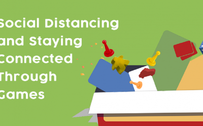 Social Distancing and Staying Connected Through Games