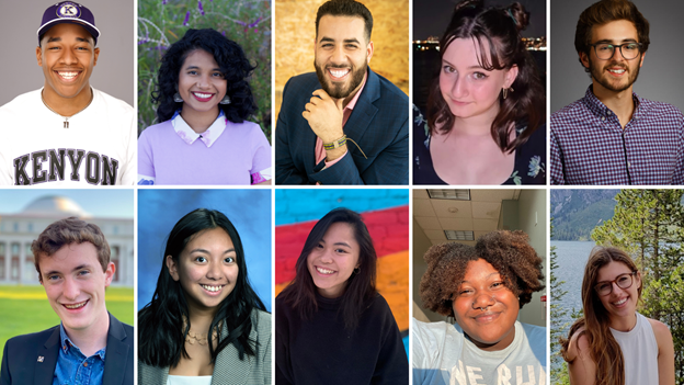 10 Young People Changing their Communities for Mental Health